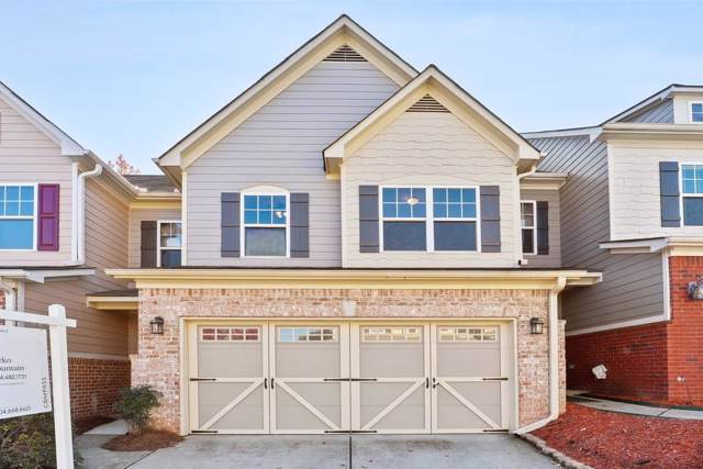 1491 Dolcetto Trace NW #3, Kennesaw, GA 30152 (MLS #6646360) :: Kennesaw Life Real Estate
