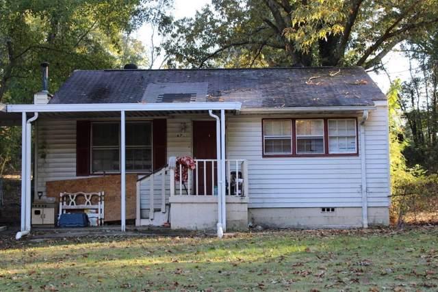 671 Chamberlain Circle, Marietta, GA 30008 (MLS #6646369) :: Kennesaw Life Real Estate