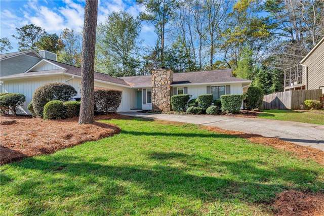 330 Sea Holly Circle, Roswell, GA 30076 (MLS #6646377) :: The North Georgia Group