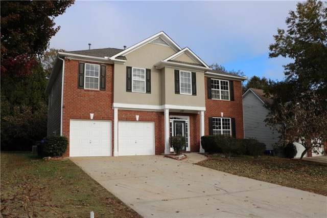 5976 Foxcroft Court, Morrow, GA 30260 (MLS #6646385) :: North Atlanta Home Team