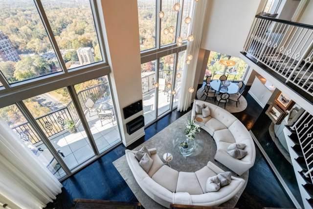 2795 Peachtree Road NE #2602, Atlanta, GA 30305 (MLS #6646386) :: Path & Post Real Estate