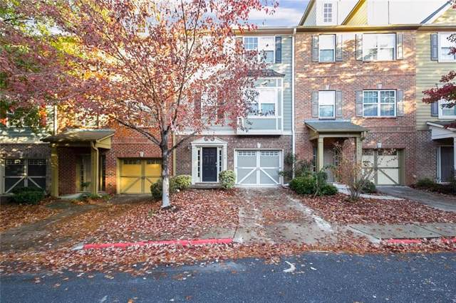 1468 Dolcetto Trace NW #18, Kennesaw, GA 30152 (MLS #6646401) :: North Atlanta Home Team