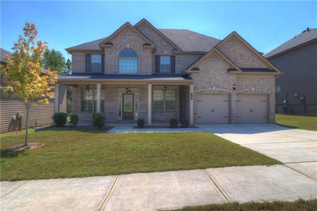 2169 Dodson Woods Drive, Fairburn, GA 30213 (MLS #6646427) :: North Atlanta Home Team