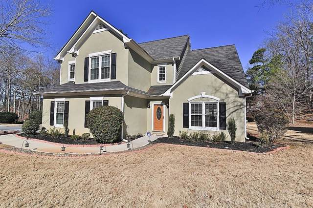 2880 Ivey Ridge Lane, Roswell, GA 30076 (MLS #6646445) :: North Atlanta Home Team