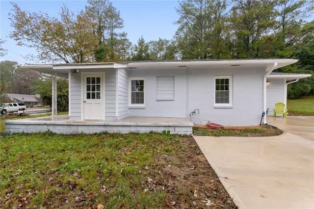 612 Smyrna Powder Springs Road SW, Marietta, GA 30060 (MLS #6646480) :: North Atlanta Home Team
