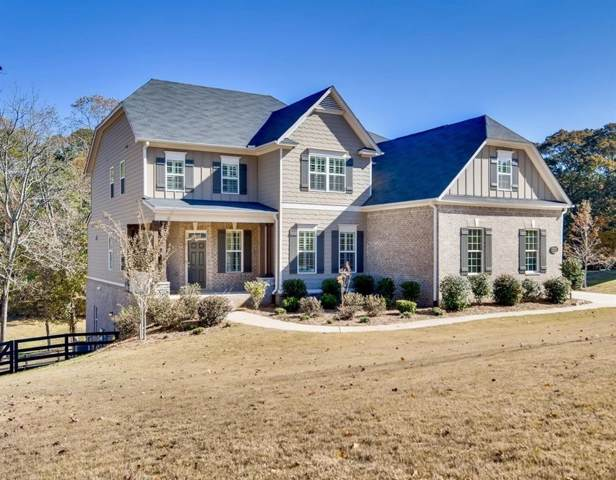 10115 Peaks Parkway, Milton, GA 30004 (MLS #6646487) :: The North Georgia Group