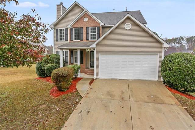 2103 Taylor Meadows Way SW, Marietta, GA 30008 (MLS #6646490) :: Lucido Global