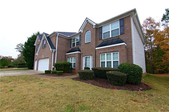 322 Cog Hill Drive, Fairburn, GA 30213 (MLS #6646491) :: The Heyl Group at Keller Williams