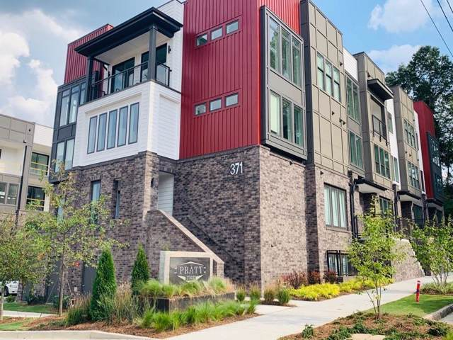 391 Pratt Drive #702, Atlanta, GA 30315 (MLS #6646518) :: The Heyl Group at Keller Williams
