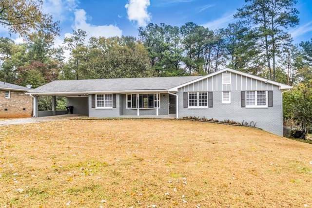 1090 Old Forge Drive, Roswell, GA 30076 (MLS #6646519) :: The North Georgia Group