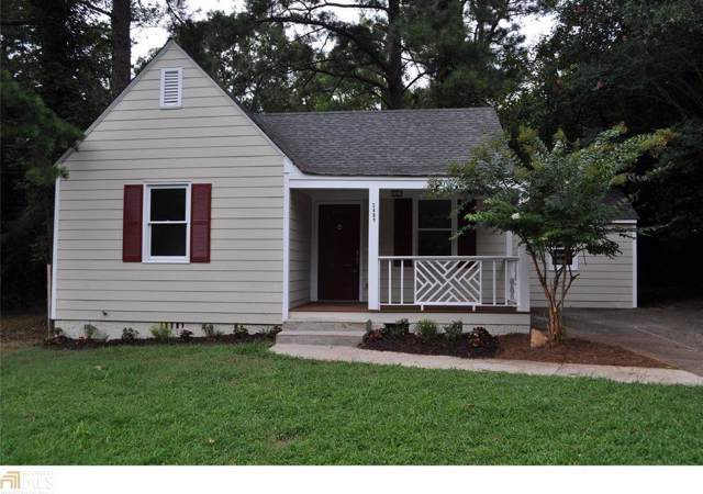 2460 Mellville Avenue, Decatur, GA 30032 (MLS #6646566) :: The North Georgia Group