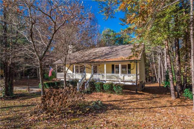 781 Lumber Company Road, Talking Rock, GA 30175 (MLS #6646576) :: Path & Post Real Estate