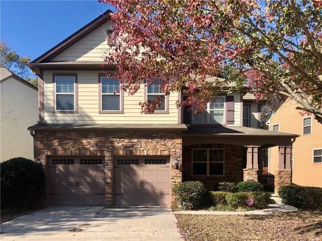257 Shaw Drive, Acworth, GA 30102 (MLS #6646614) :: Kennesaw Life Real Estate