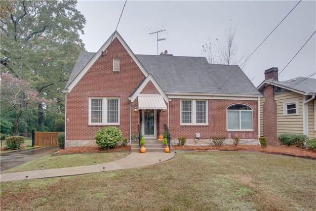 2503 Semmes Street, East Point, GA 30344 (MLS #6646626) :: The Cowan Connection Team