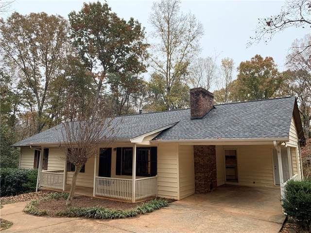 3818 Cochran Road, Gainesville, GA 30506 (MLS #6646637) :: Path & Post Real Estate