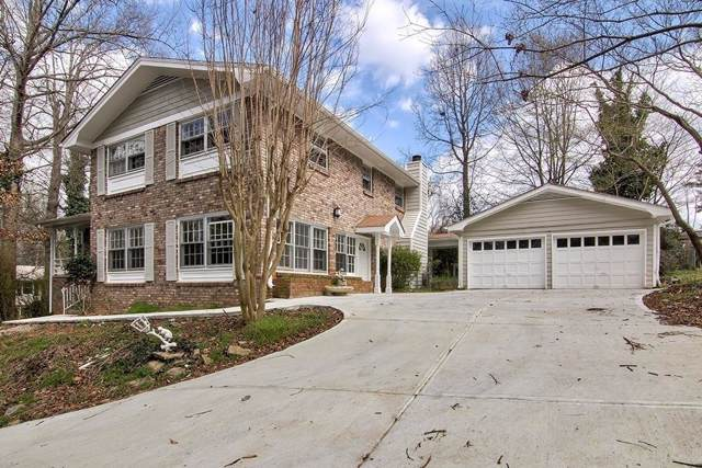 5087 Tilly Mill Road, Atlanta, GA 30338 (MLS #6646651) :: HergGroup Atlanta