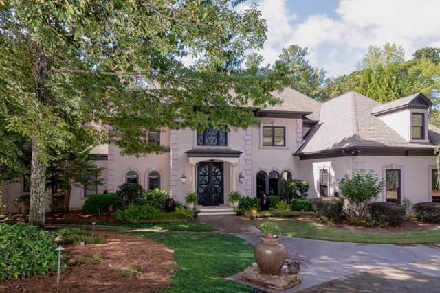 6092 Carlisle Lane, Alpharetta, GA 30022 (MLS #6646666) :: Path & Post Real Estate