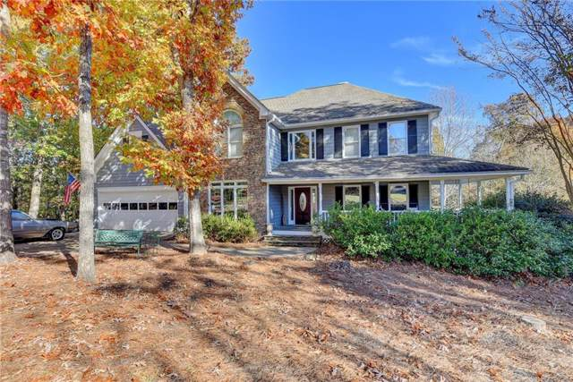 6013 Catamaran Court, Flowery Branch, GA 30542 (MLS #6646686) :: MyKB Partners, A Real Estate Knowledge Base