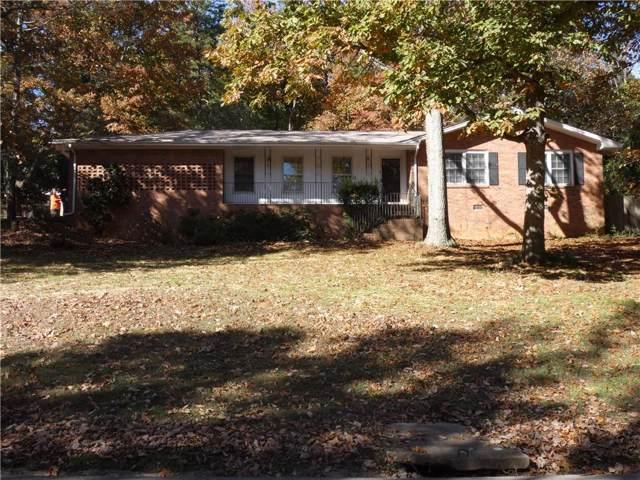 2389 Cambridge Street, Snellville, GA 30078 (MLS #6646694) :: RE/MAX Paramount Properties