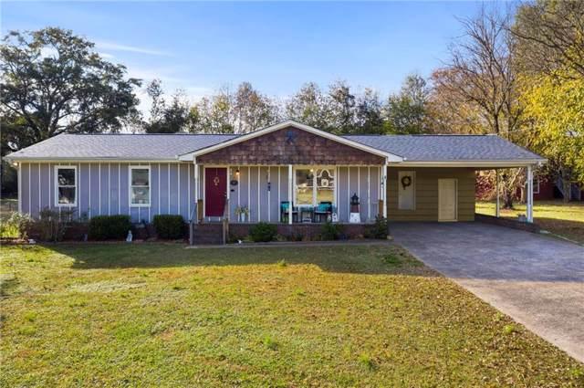 41 Duncan Drive SW, Cartersville, GA 30120 (MLS #6646703) :: Kennesaw Life Real Estate