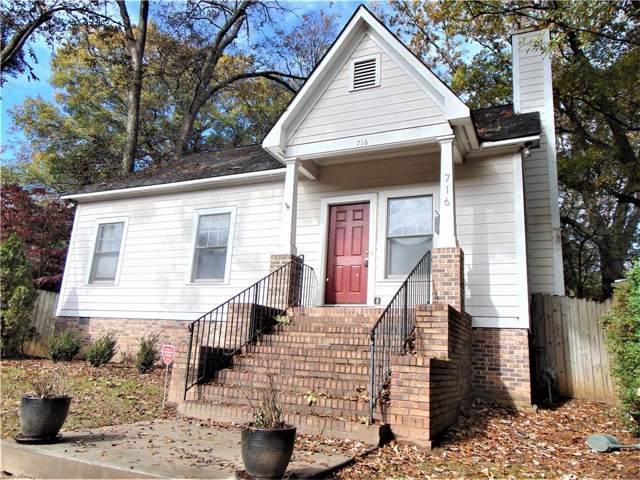 716 Highland Avenue NE, Atlanta, GA 30312 (MLS #6646704) :: Path & Post Real Estate