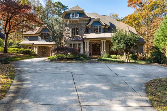 5550 Dupree Drive, Atlanta, GA 30327 (MLS #6646715) :: Kennesaw Life Real Estate