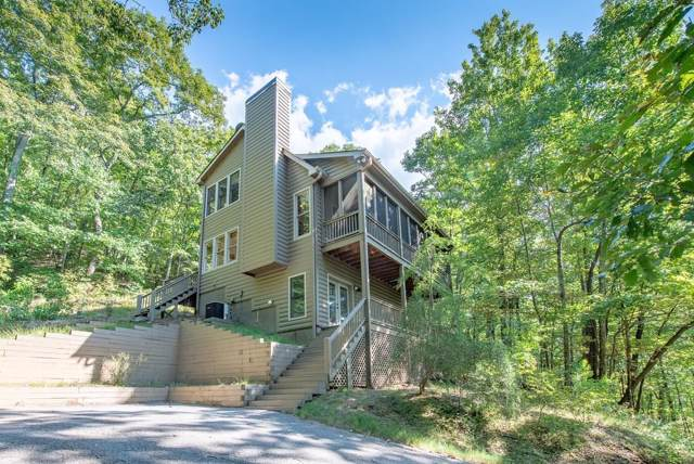 930 Columbine Drive, Big Canoe, GA 30143 (MLS #6646757) :: RE/MAX Prestige