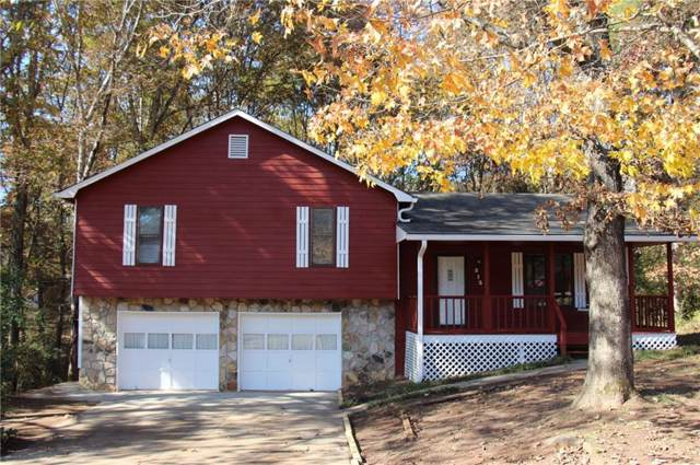 215 Little Brook Lane, Woodstock, GA 30188 (MLS #6646764) :: Path & Post Real Estate