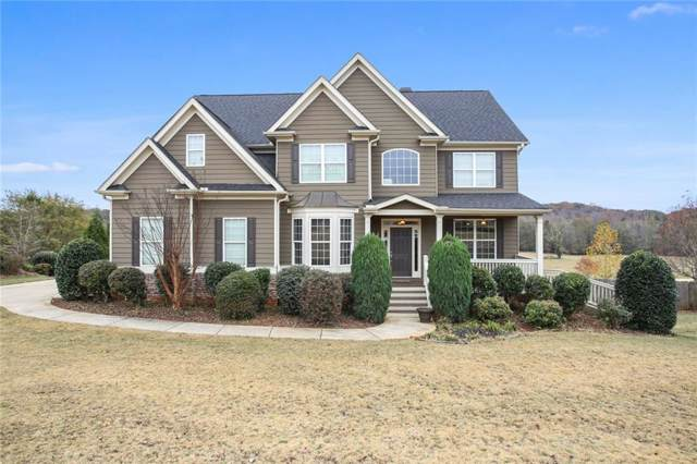 534 Durham Drive, Hoschton, GA 30548 (MLS #6646767) :: North Atlanta Home Team