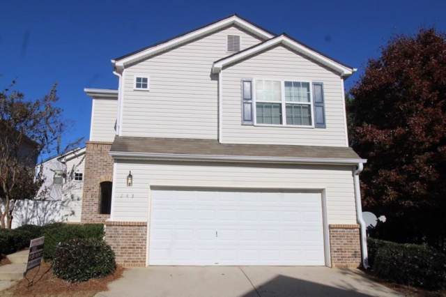 243 Hiawassee Drive, Woodstock, GA 30188 (MLS #6646784) :: Kennesaw Life Real Estate