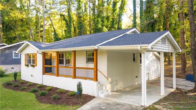 3224 Hollydale Drive SW, Atlanta, GA 30311 (MLS #6646810) :: Kennesaw Life Real Estate