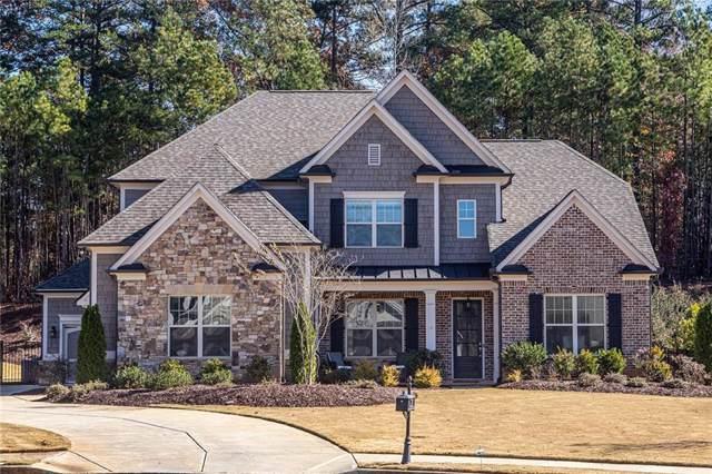 762 Creekside Bend, Alpharetta, GA 30004 (MLS #6646824) :: North Atlanta Home Team