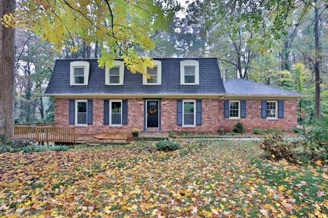 2307 Marthasville Court, Stone Mountain, GA 30087 (MLS #6646835) :: North Atlanta Home Team