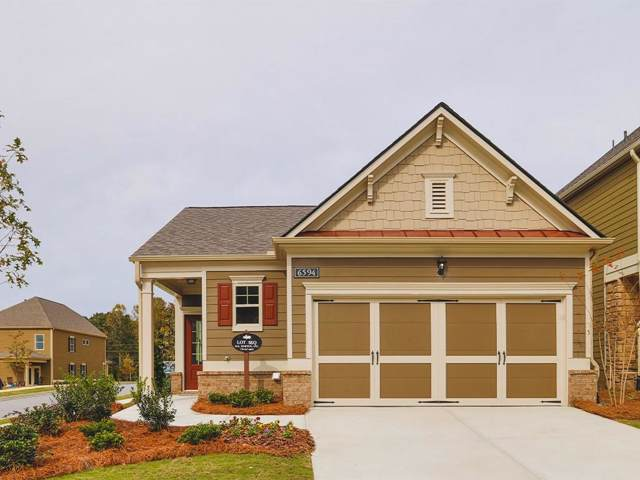 6594 Trailblazer Road, Flowery Branch, GA 30542 (MLS #6646847) :: Charlie Ballard Real Estate