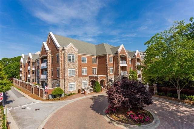 417 Clairemont Avenue #208, Decatur, GA 30030 (MLS #6646850) :: Kennesaw Life Real Estate