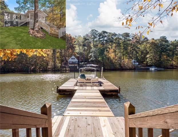 1225 Long Piney Road, Mansfield, GA 30055 (MLS #6646854) :: Rock River Realty