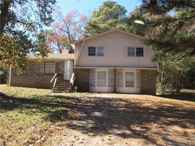 1202 Palisades Lane, Ellenwood, GA 30294 (MLS #6646857) :: North Atlanta Home Team