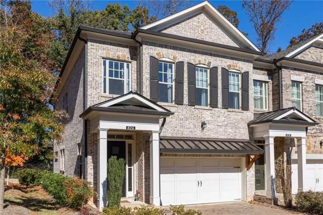 826 Canterbury Overlook #826, Atlanta, GA 30324 (MLS #6646898) :: North Atlanta Home Team