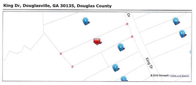 0 King Drive, Douglasville, GA 30135 (MLS #6646924) :: RE/MAX Paramount Properties