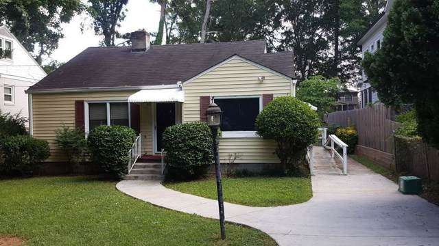 439 E Pharr Road, Decatur, GA 30030 (MLS #6646948) :: North Atlanta Home Team