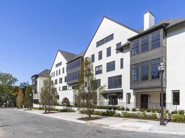 6609 Aria Boulevard #123, Sandy Springs, GA 30328 (MLS #6646962) :: RE/MAX Paramount Properties