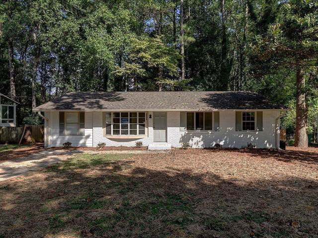 2505 Rolling View Drive SE, Smyrna, GA 30080 (MLS #6646978) :: The Zac Team @ RE/MAX Metro Atlanta