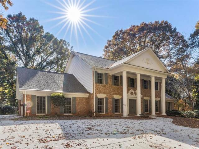 1685 Winterthur Close NW, Sandy Springs, GA 30328 (MLS #6647007) :: RE/MAX Prestige