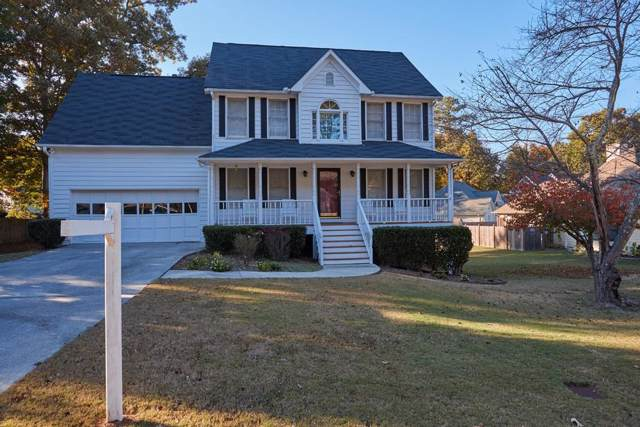 111 Springcrest Trail, Lawrenceville, GA 30046 (MLS #6647008) :: The Zac Team @ RE/MAX Metro Atlanta
