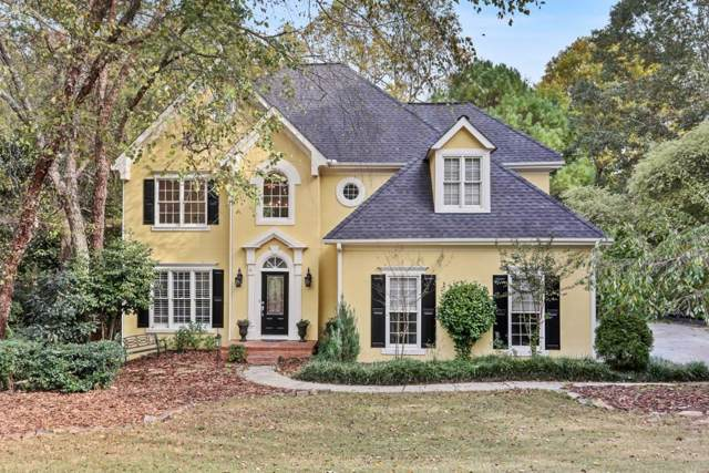 6360 Bannerhorn Run, Alpharetta, GA 30005 (MLS #6647014) :: Lucido Global