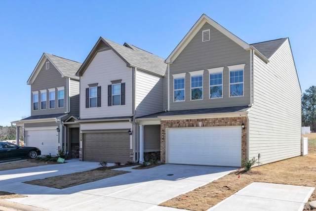 491 Crescent Woode Drive #252, Dallas, GA 30157 (MLS #6647037) :: North Atlanta Home Team