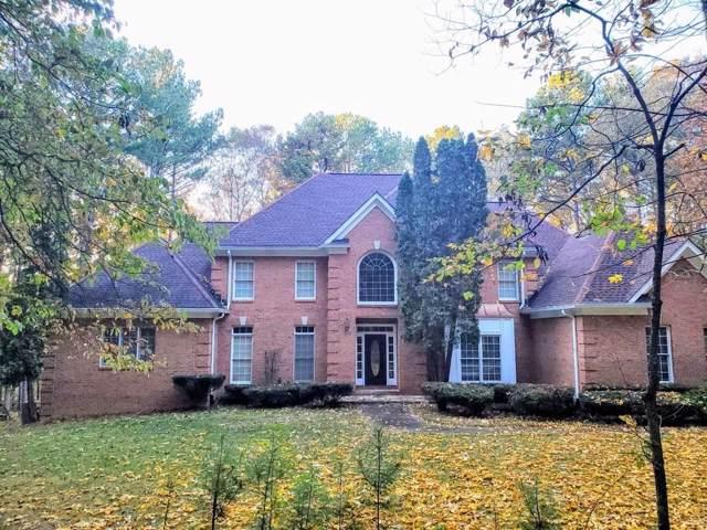 105 Melanie Lane, Fayetteville, GA 30214 (MLS #6647050) :: RE/MAX Paramount Properties
