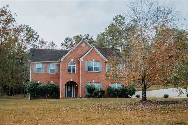 110 Providence Dr Drive, Covington, GA 30016 (MLS #6647098) :: Kennesaw Life Real Estate