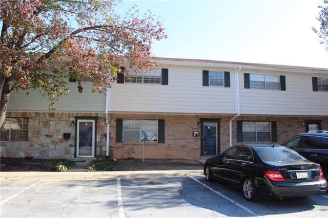 4701 Flat Shoals Road 49C, Union City, GA 30291 (MLS #6647107) :: The Heyl Group at Keller Williams