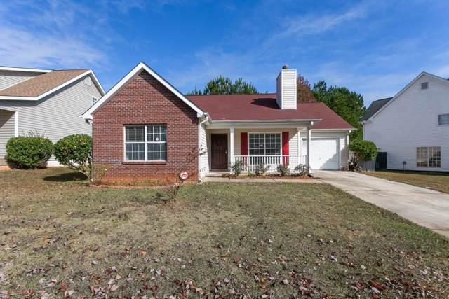 6820 Saganaw Drive, Rex, GA 30273 (MLS #6647122) :: North Atlanta Home Team